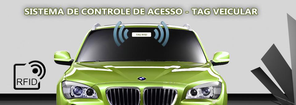 Controle de acesso veicular para condomínios || Tag RFID
