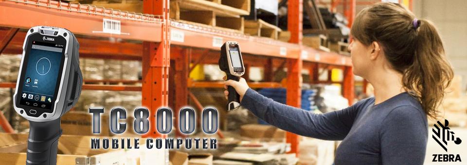 TC8000 Mobile Computer